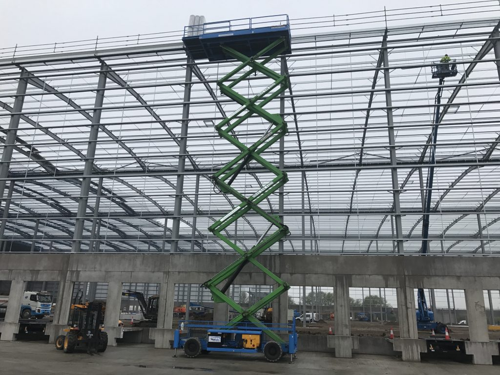 Diesel Scissor Lift | 10 to 33 5 metre | Hire Safe Solutions |