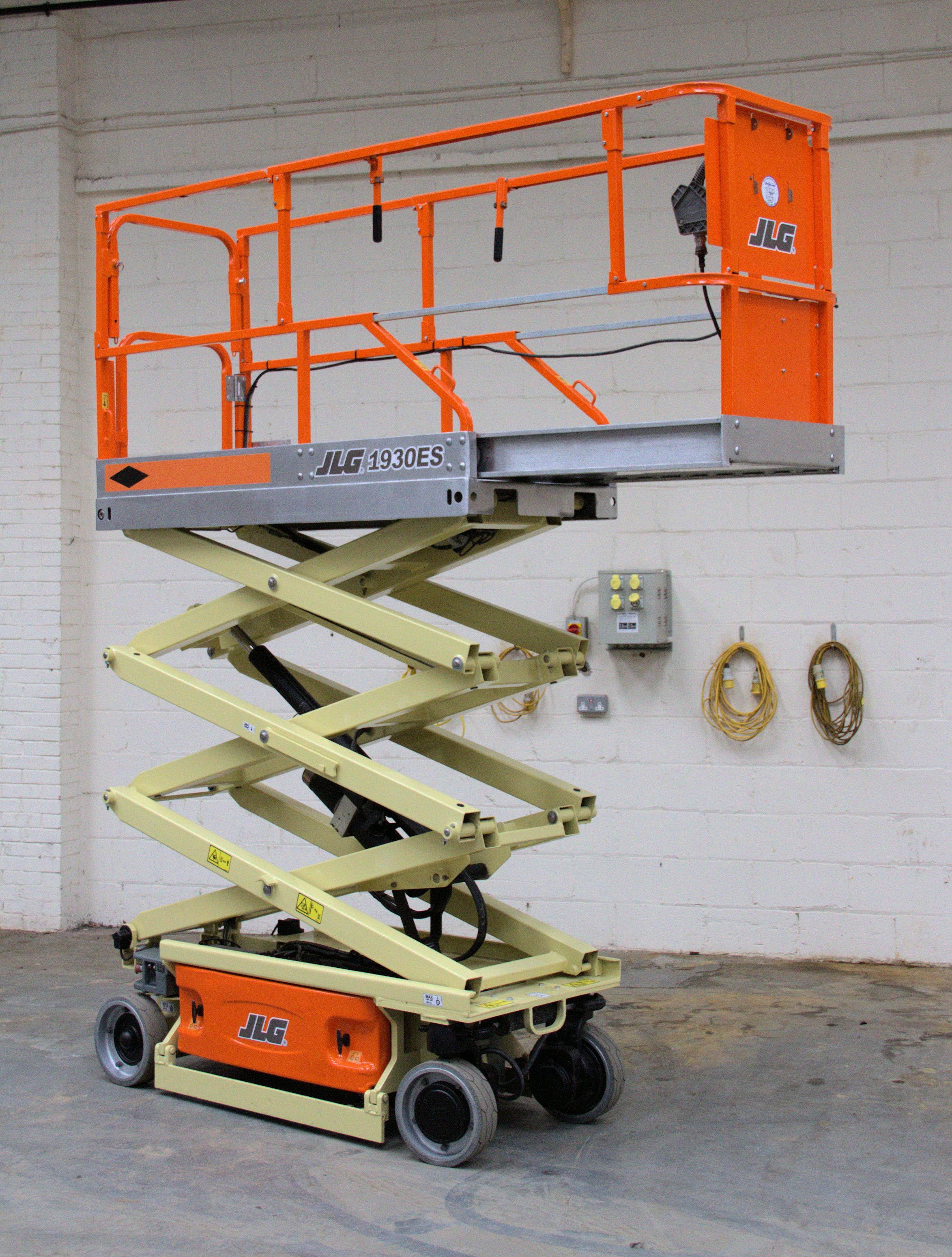Jlg 1930es Scissor Lift Wiring Diagram Free Download Diagrams New Hire Safe Solutions Ltd 18 At Genie Gs 2668 Rt