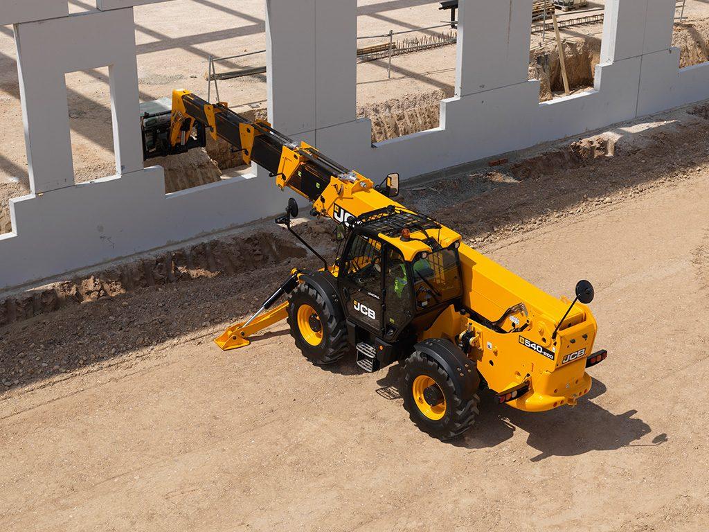 JCB 540-200 | Telehandler | All terrain | 20m lift height