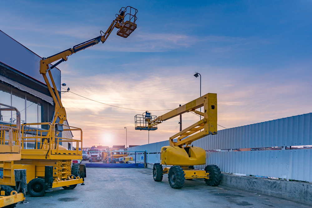 Cherry Picker Hire Prices from HireSafe Solutions