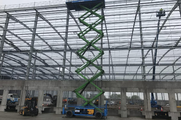 Scissor Lifts from Hire Safe Solutions
