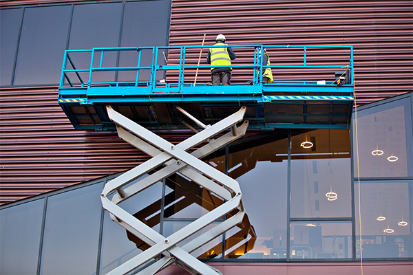 Working at Height Solutions with Hire Safe Solutions