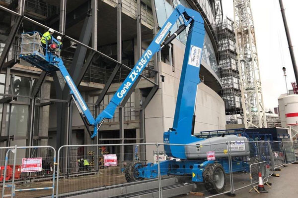 Genie Lift Hire from Hire Safe Solutions