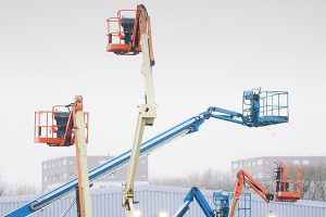 Powered Access Hire - Full Coverage UK & ROI