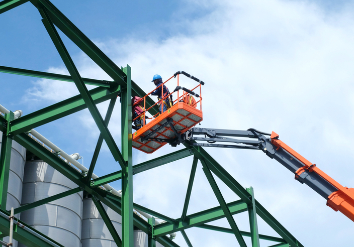 Boom Lift Hire from the Experts